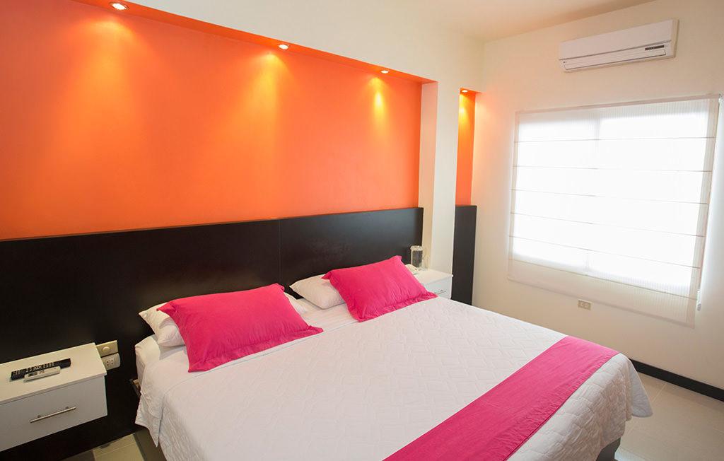 standard hotel room galapagos