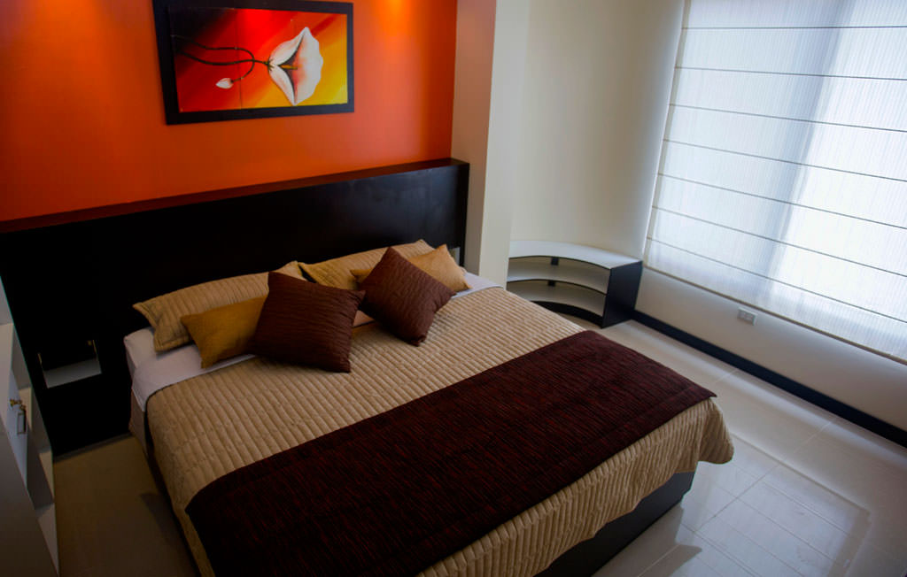 Superior Room San Vicente Hotel Matrimonial